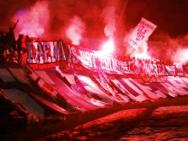 aremania curva north by begundalongisnade