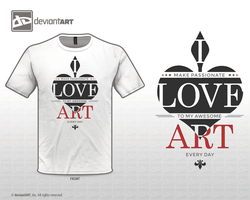 I Love Art {Entry} Original Quotes Challenge by AlexTokmakchiev
