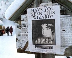 Have you seen this Wizard? by DestielandCrowley