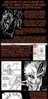 How To Draw Ichigo Kurosaki by Obi-quiet