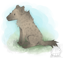 hyena by possim