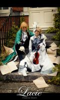 Pandora Hearts: Lacie by Emi-zone