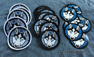 Nordguard Patches and Stickers by screwbald