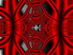 Filigree Red by element90