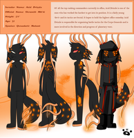 Commander Acid Drizzle Ref 2014 by SmilehKitteh