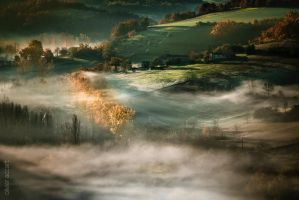 Valley revival by OlivierAccart