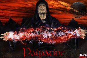 Emperor Palpatine by AG88