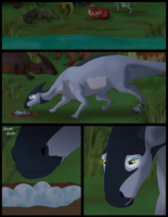 ReHistoric: Book 1: Page 8 by albinoraven666fanart