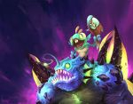 Murky and Diablo by linxz2010