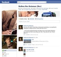 My Doctor Who Facebook Banner by Nesasta