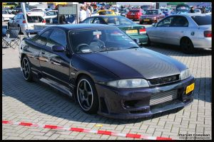 1994 Nissan Skyline R33    GT-R by compaan-art
