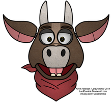Billy the Bull by LordDominic