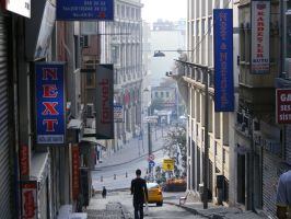 Istanbul Caddesi by deviantmike423