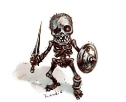 Skeleton by randis