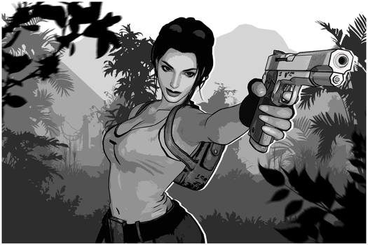 Tomb Raider - 20 Year Celebration 2.0 by ReD8ull