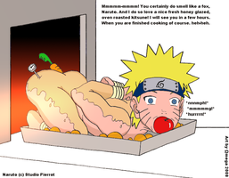 Cooking Naruto by AaronScales5