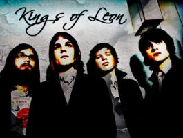 kings of leon by bootsy4u