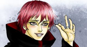 Sasori by 6night-walking9