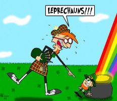 The Luck Of The Irish by Mr-Crocker