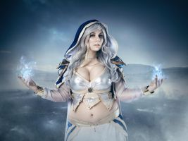 Jaina Proudmoore - HearthStone - 3 by Atsukine-chan