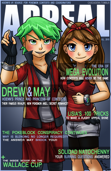 The Rivalry Issue by Cascadena