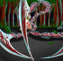 migi parasyte (with speedpaint) by sissadDS