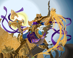 Azir - emperor of the sands by Cassey-B-Liberty