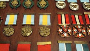 Imperial Guard Medals Part Two Close Ups by DefenderHecht