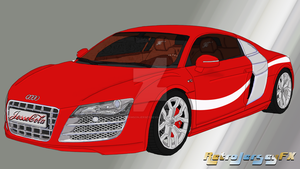 Youtuber TheJesseCola R8 by CrimsonJersey