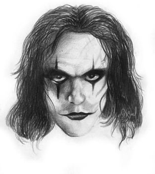 The Crow by DrAkMa