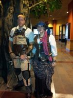 Colossalcon 2012- Steampunk by 22123