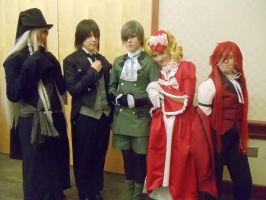 black butler by HikaruHrist