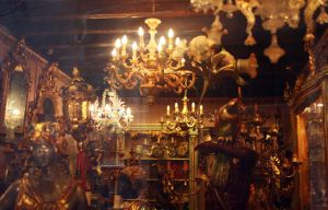 The golden antique shop by xessencex