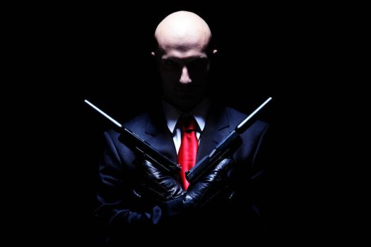 Hitman Codename 47 by Syzygy001