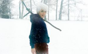 Jack Frost by caly-graphie