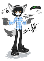 Zach Ref kinda by Tolko-Lyubit