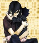 Sasuke Itachi - You're Safe by SupremeDarkQueen