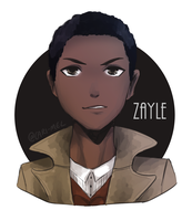 [commission] zayle by cari-mel