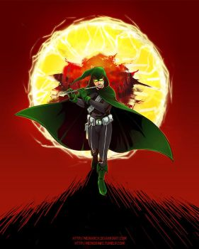 Pied Piper Son of Apokolips by Meinarch