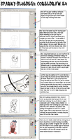 Drawing tutorial by Sparky-BlueDegu