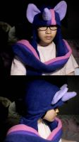 Twilight Sparkle Scoodie by Kaxen6