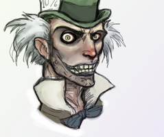 MadHatter by ImmaculateReprobate