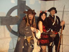 Jack Sparrow visit Phantasium7 by CaptJackSparrow123