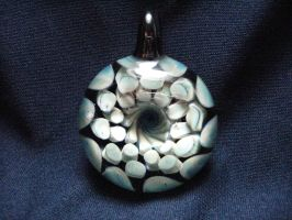 Glass Pendant by rustyglass311