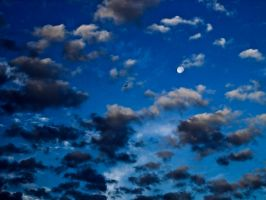 Clouds VIII by Baq-Stock