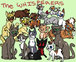 The Whisperers by Chilun