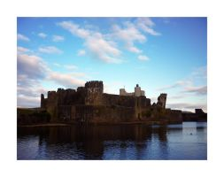 Caerphilly Castle by colonelsmith8