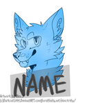 YCH badge [1 slot open] by darkcat1999