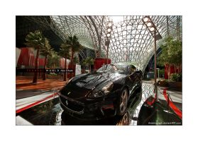Ferrari World Abu Dhabi 1 by AnubisGraph