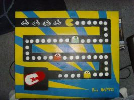 PacMan by hugothesheep
